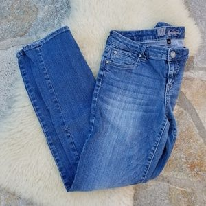 Kut from the Kloth ankle jeans
